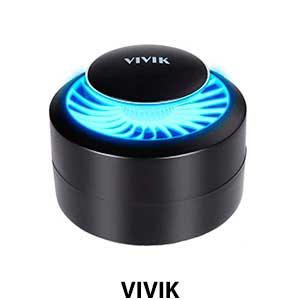 Atrapa-mosquitos succión USB Vivik