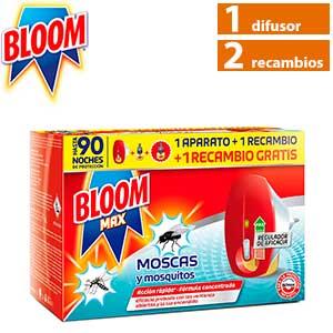 Bloom Max aparato + 2 recambios