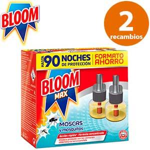 Bloom Max recambios x2