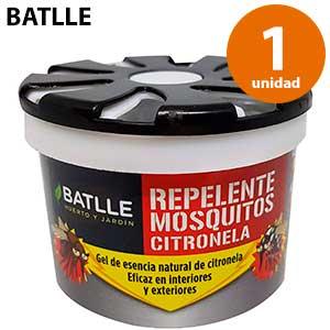 Citronela gel antimosquitos Batlle