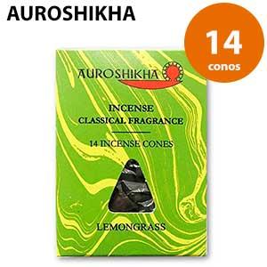 Citronela incienso conos Auroshikha
