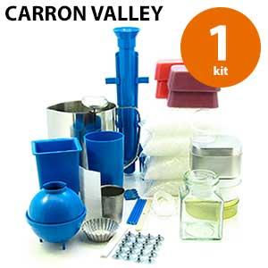 Kit para fabricación de velas Carron Valley