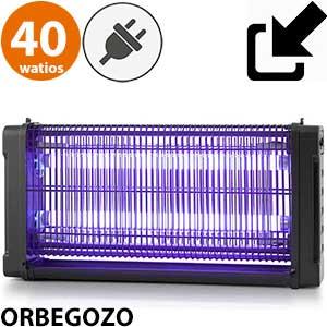 Lámpara antimosquitos profesional Orbegozo MQ5040