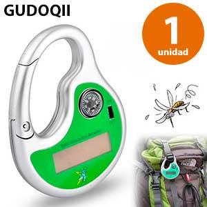 Llavero repelente de mosquitos por ultrasonidos GuDoQii