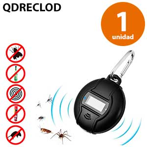 Colgador antimosquitos Qdrclod