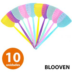 Matamoscas Blooven pack 10 unidades