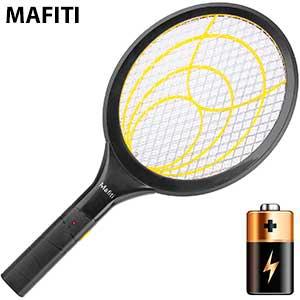 La mejor raqueta eléctrica con pilas Mafiti