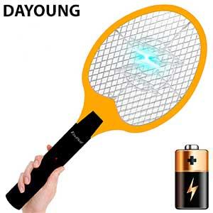 Raqueta exterminadora de mosquitos a pilas Dayoung