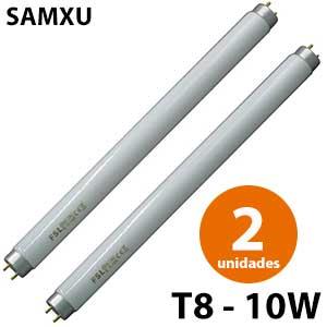 Fluorescente T8 de 10W antimosquitos Samxu
